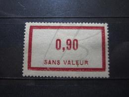 VEND BEAU TIMBRE FICTIF DE FRANCE N° F41 , XX !!! - Phantomausgaben