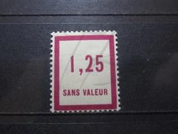 VEND BEAU TIMBRE FICTIF DE FRANCE N° F38 , XX !!! - Phantom