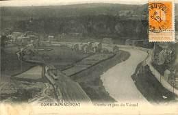 CPA - Belgique - Comblain-au-Pont - Ourthe Et Gare Vicinal - Comblain-au-Pont
