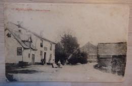 """Mont-le-Ban """"Gouvy"""" - N° 12 - Café De L'Union - Ed: L. Duparque - Circulé - État: Voir 2 Scans. - Gouvy"""
