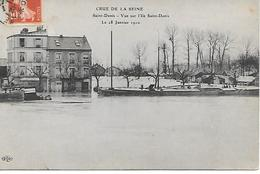 12/18      93    Crue De La Seine      Saint-denis     Vue De L'ile St-denis    (animations) - Saint Denis