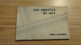Grottes Du Roy (65) Accordéon De12 Cartes Postales Imp; François : Photos De La Grotte - Frankrijk