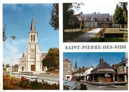 53 - Saint Pierre Des Nids - Multivues - Voir Scans Recto-Verso - France