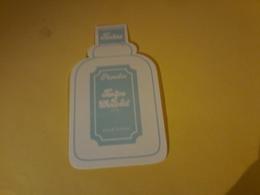 1x Carte Tartine Et Chocolat - Cartes Parfumées