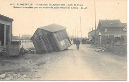 12/18      94    Crue De La Seine    Alforville     L'ile St-pierre....  (animations) - Alfortville