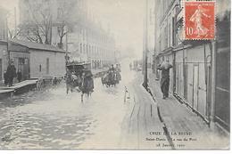 12/18      94    Crue De La Seine    Saint-denis    Rue Du Port....  (animations) - Saint Denis