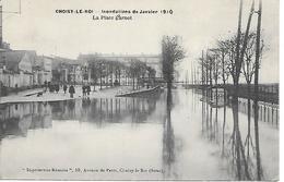 12/18      94    Crue De La Seine   Choisy Le Roi    Place Carnot...  (animations) - Choisy Le Roi