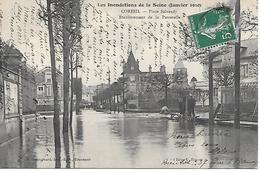 12/18      91    Crue De La Seine     Corbeil     Place Salvandy  (animations) - Corbeil Essonnes
