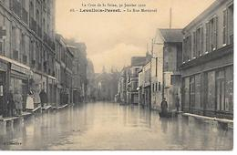 12/18      92    Crue De La Seine    Levallois-perret    Rue Martinval  (animations) - Levallois Perret