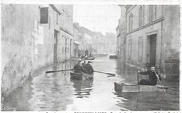 12/18      92    Crue De La Seine    Gennevilliers   Rue De Paris  (animations) - Gennevilliers