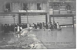12/18      75    Crue De La Seine  Paris     Boulevard Haussmann   Barrage établi    (animations) - Inondations De 1910