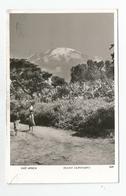 Dodoma 1967, Est Africa - Mount Kilimanjaro. - Tanzania