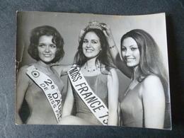 Isabelle KRUMACKER  Miss FRANCE 1973   Photo - Photos