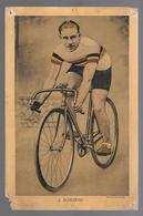 CYCLISME - CYCLING - CICLISMO - BELGIQUE BELGIUM -  JEF SCHERENS - Sport