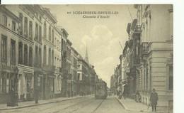 CP.Bruxelles-Schaerbeek (ex-Collection DELOOSE) - Chaussée De Haecht + Tram - W0133 - Schaerbeek - Schaarbeek