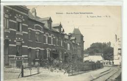 CP.Bruxelles-Schaerbeek (ex-Collection DELOOSE) - Rue Du Foyer Schaerbeekois Ca. 1903 - W0134 - Schaarbeek - Schaerbeek