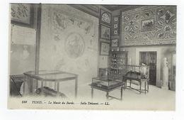 CPA -Tunisie - Tunis - Le Musée Du Bardo - Salle Delcassé - Túnez