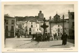 ANTEQUERA - Plaza De San-Sebastian -  Voir Scan - Málaga