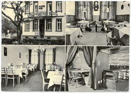 CPSM KEHL - Hotel Restaurant Rosengarten - Gudrun Falk - Jahnstrasse 8 - Kehl