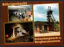 D1624 - TOP Wettelrode Schaubergwerk Bergbau Museum - Verlag Bild Und Heimat Reichenbach - Qualitätskarte - Duitsland