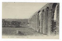 CPA -Tunisie - Tunis - Acqueduc Du Bardo - Túnez