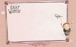 Postcard - Great Women By Kate Pankhurst - Great Women Number 4 - New - Postcards
