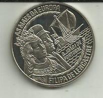 2 1/2 Ecú 1996 Portugal (Filipa De Lencastre) - Portugal