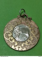 Luxembourg Médaille, Baachforell 1997 Finale - Jetons En Medailles