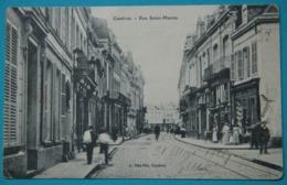 59 NORD CAMBRAI RUE SAINT MARTIN - Cambrai