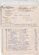 45-Barbier & Cie...Pépinières....Orléans...(Loiret)..1930 - Agriculture