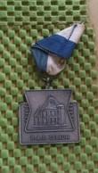 Medaille :Netherlands  -  B.A.B Gorkum  / Vintage Medal - Walking Association . - Nederland