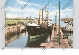 """OZEANSCHIFFE - Fracht, """"WESERMARSCH"""", Ijmuiden - Handel"""