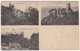 AK Giersberg, Ulrichburg, Hohrappoltstein, Gel. 1913 - Other Municipalities