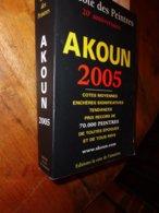 2005 AKOUN  ------>  La Cote Des  Peintures - Other