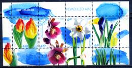 Estonia 2003 / Flowers MNH Flores Fleurs Blumen / Gf19  5-27 - Vegetales