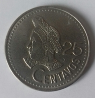 Moneta GUATEMALA - 25 Centavos - 1987 - Circolata - Guatemala