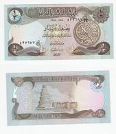 Irak  P. 68a  1/2 Dinar 1985 UNC - Iraq