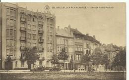 CP.Bruxelles-Schaerbeek (ex-Collection DELOOSE) -  Avenue Huart-Hamoir 1932  - W0147 - Schaarbeek - Schaerbeek