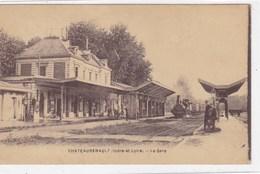 Indre-et-Loire - Chateaurenault - La Gare - Autres Communes