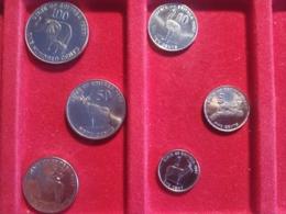 Eritrea 6  Monete Diverse - Eritrea