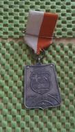 Medaille :Netherlands  -  W.S.V Elistha - De Pas 5, 6662 BK - Elst  / Vintage Medal - Walking Association . - Nederland