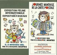 CARTES POSTALES 44 LOIRE ATLANTIQUE NANTES ILLUSTRATEUR BARBEROUSSE - Nantes