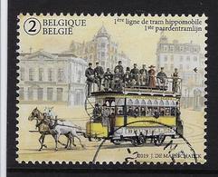 1ste Paardentramlijn - Used Stamps