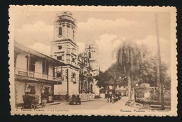 PANAMA  LA CATHEDRALE - Panama