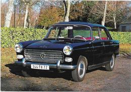 CPM/CPSM -  PEUGEOT 404 Berline - 1962 - Moteur 4 Cylindres - Cart'Auto 2006 DR - PKW