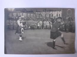 TOP - Highlanders Ecossais - Beuthen (Bytom) Haute Silésie 1921 - RARE - Regiments