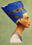 Buste De La Renie Nefertii Belle Mere Du Rai Tutankhamun - Formato Grande Non Viaggiata – E 14 - Musei