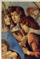 Firenze - Galleria Uffizi - Madonna Della Melagrana - Particolare - Formato Grande Viaggiata – E 14 - Musei