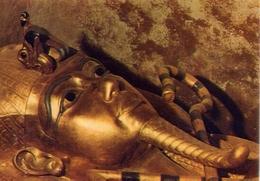 Thebes - Tomb Of Tut Ankh Amun - Formato Grande Viaggiata – E 14 - Musei
