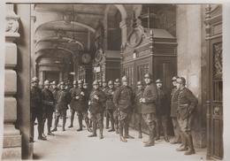 1929  GREVE DES POSTIERS - Plaatsen